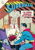 Superman (Mexican Edition 1956 Editorial Novaro) 461