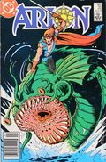 Arion Lord of Atlantis (1982) Canadian Price Variant 22