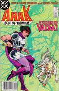 Arak Son of Thunder (1981) Canadian Price Variant 37