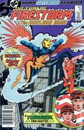 Firestorm (1982 2nd Series) Canadian Price Variant 42