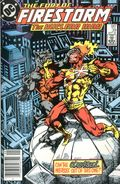 Firestorm (1982 2nd Series) Canadian Price Variant 39