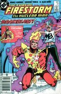 Firestorm (1982 2nd Series) Canadian Price Variant 31