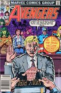 Avengers (1963 1st Series) Canadian Price Variant 228