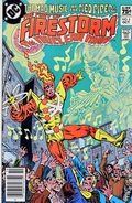 Firestorm (1982 2nd Series) Canadian Price Variant 5