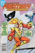 Firestorm (1982 2nd Series) Canadian Price Variant 29