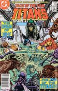 New Teen Titans (1980) (Tales of ...) Canadian Price Variant 70