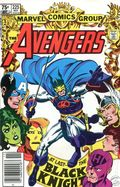 Avengers (1963 1st Series) Canadian Price Variant 225