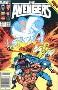 Avengers (1963 1st Series) Canadian Price Variant 261