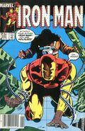 Iron Man (1968 1st Series) Canadian Price Variant 183