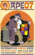 Alternative Press Expo Program Guide (1994 APE) 2007-1ST