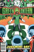 Green Lantern (1960-1988 1st Series DC) Canadian Edition 172