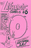 Lethargic Comics (2004 Alpha Productions) Jim Hanley's Universe Ashcan Special Edition 0