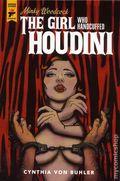 Minky Woodcock The Girl Who Handcuffed Houdini HC (2018 Titan Comics) Hard Case Crime 1-1ST