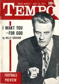 Tempo Magazine (1953 Pocket Magazines) Vol. 1 #10