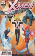 Astonishing X-Men (2017 4th Series) Annual 1A