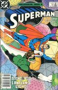 Superman (1987 2nd Series) Canadian Price Variant 14