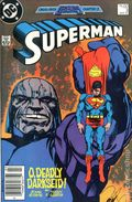 Superman (1987 2nd Series) Canadian Price Variant 3
