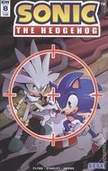 Sonic The Hedgehog (2018 IDW) 8A