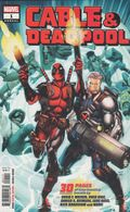 Cable and Deadpool (2018) Annual 1A