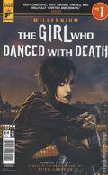 Girl Who Danced With Death Millenium Saga (2018 Titan) 1A