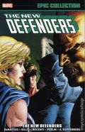 Defenders The New Defenders TPB (2018 Marvel) Epic Collection 1-1ST