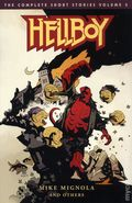 Hellboy The Complete Short Stories TPB (2018 Dark Horse) 2-1ST