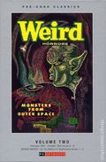Pre-Code Classics: Weird Horrors HC (2018 PS Artbooks) 2-1ST