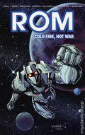 ROM Cold Fire Hot War TPB (2018 IDW) 1-1ST