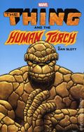 Thing and the Human Torch TPB (2018 Marvel) By Dan Slott 1-1ST
