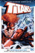 Titans TPB (2017-2019 DC Universe Rebirth) 1-REP