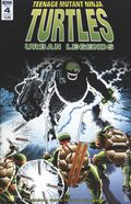 Teenage Mutant Ninja Turtles Urban Legends (2018 IDW) 4B