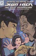 Star Trek The Next Generation Terra Incognita (2018 IDW) 2A