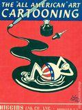 All American Art Cartooning (1944 Higgins Ink) 1-REP