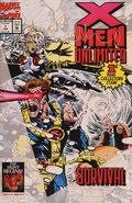 X-Men Unlimited (1993 1st Series) 1DF.SIGNED.B