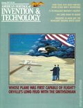 Invention and Technology (1985 American Heritage) Vol. 2 #3