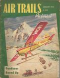 Air Trails (1937-1939 Street & Smith) Pulp 2nd Series Vol. 39 #1