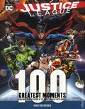Justice League 100 Greatest Moments HC (2018 Chartwell Books) 1-1ST
