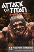 Attack on Titan Before the Fall GN (2014- Kodansha Digest) 14-1ST