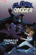 Cloak and Dagger Predator and Prey TPB (2018 Marvel) 1-1ST