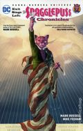Exit Stage Left The Snagglepuss Chronicles TPB (2018 DC) The Hanna-Barbera Universe 1-1ST