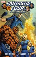 Fantastic Four TPB (2018 Marvel) The Complete Collection By Jonathan Hickman 1-1ST
