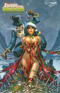 Grimm Fairy Tales Escape from Wonderland (2009 Zenescope) 3F