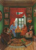 Complete Far Side Collection HC (2003 Andrews McMeel)Slipcased 1-REP
