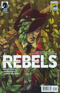 Rebels (2015 Dark Horse) 1SDCC