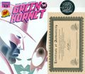 Green Hornet (2010 Dynamite Entertainment) 5B.DF.NEGATIVE