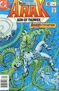 Arak Son of Thunder (1981) Canadian Price Variant 16