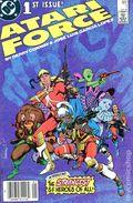 Atari Force (1984) Canadian Price Variant 1