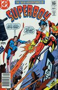 New Adventures of Superboy (1980 DC) Canadian Price Variant 45