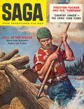 Saga True Adventures for Men (1950 MacFadden Publications) Vol. 14 #2