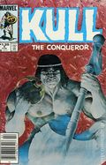 Kull the Conqueror (1983 3rd Series) Canadian Price Variant 4